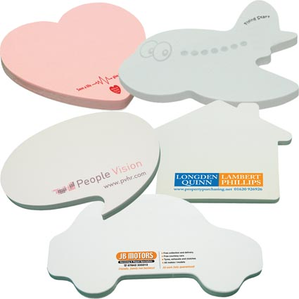 Totally customisable post it notes / Promotional product fully customized  to your requirement UK Supplier
