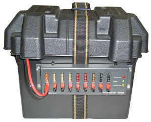 DC-to-GO - Battery Box with RIGrunner 58513-1061
