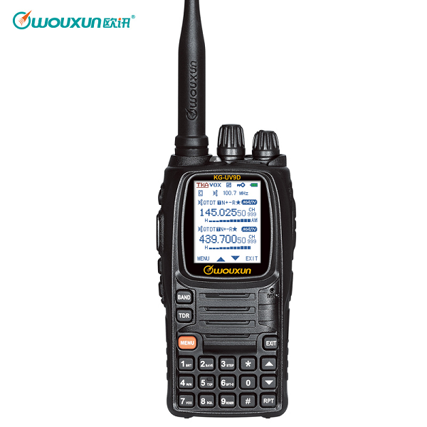 Wouxan KG-UV9D Dual Band Handheld Transceiver