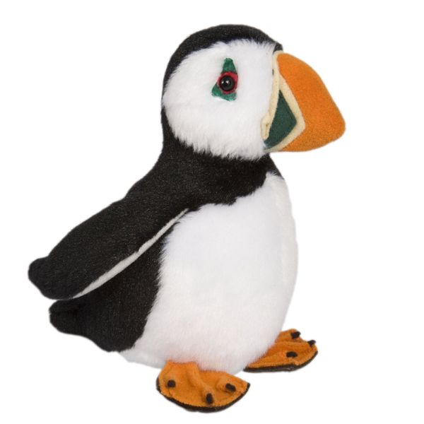Perry The Puffin ?- Fully Customisable Plush