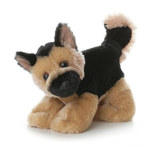 German Shepherd Dog Puppy ?- Fully Customisable Plush