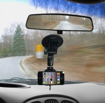 ISTABILIZER GLASS - SMARTPHONE WINDSHIELD MOUNT