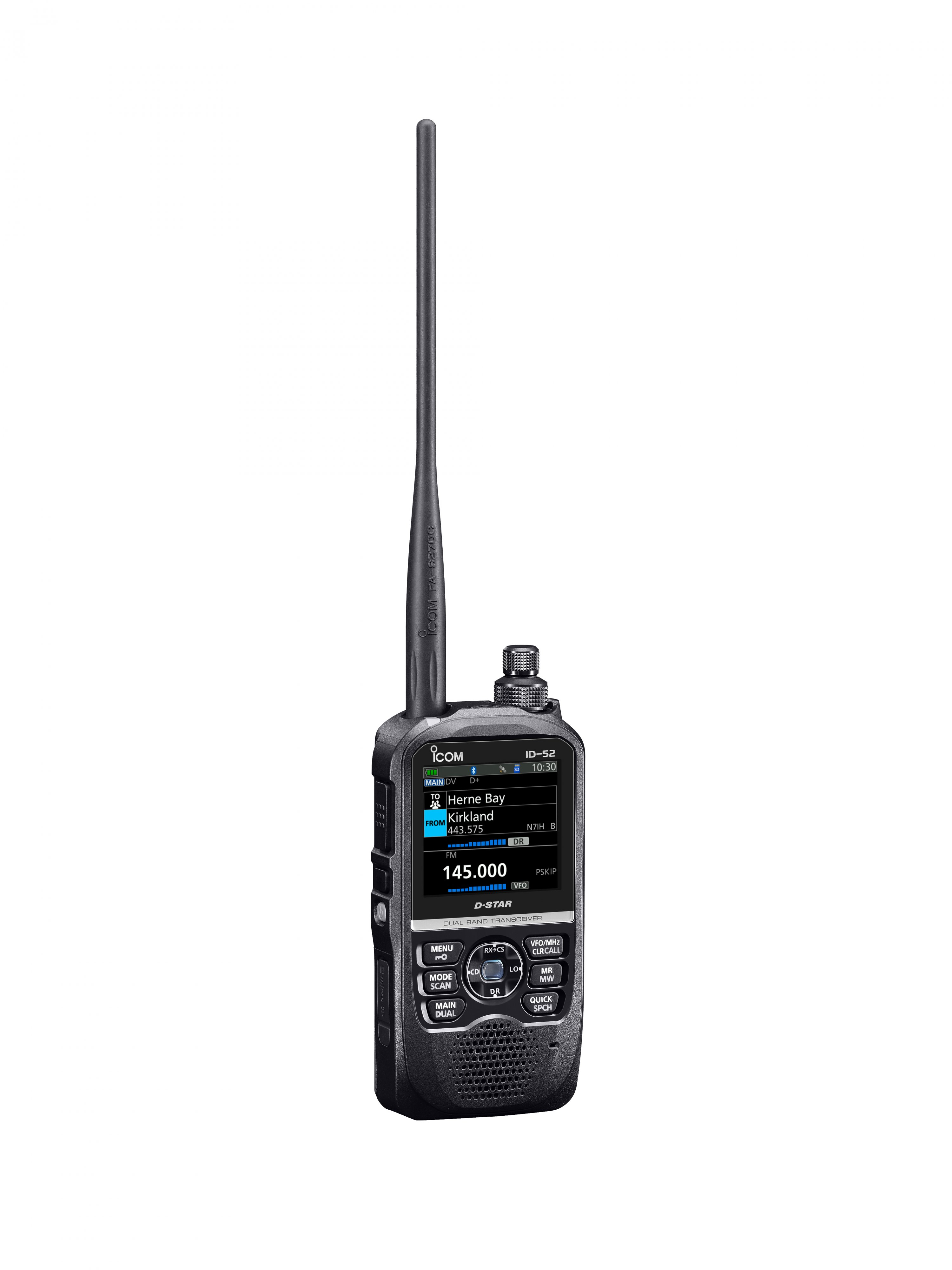 Icom ID-52 D-STAR Digital Handheld Transceiver