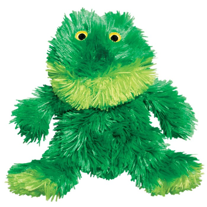 Fuzzy The Frog - Fully Customisable Plush