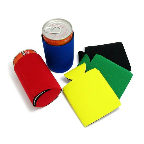 Can neoprene cooler jacket / Promotional product fully customized  to your requirement UK Supplier