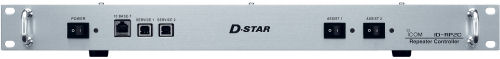 Icom d-Star Radio Repeaters.