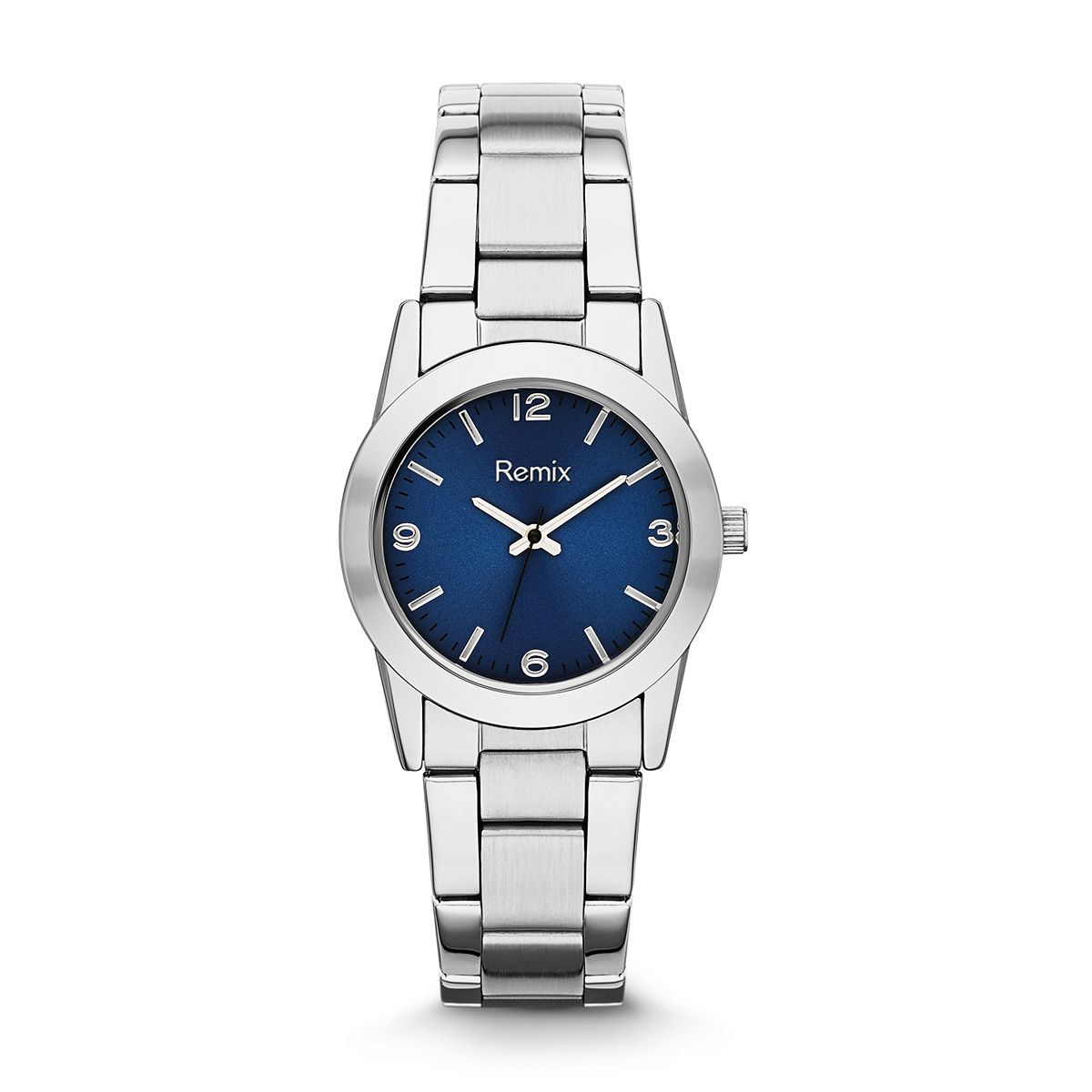 Classic Steel Watch Royal Blue Dial / ?Promotional product fully