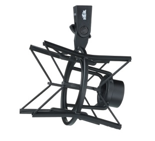 Heil PRSM Shock Mount for Heil Microphones black