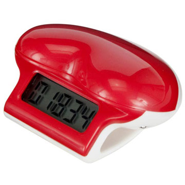 Heart Pedometer / Promotional product fully customized  to your requirement UK Supplier