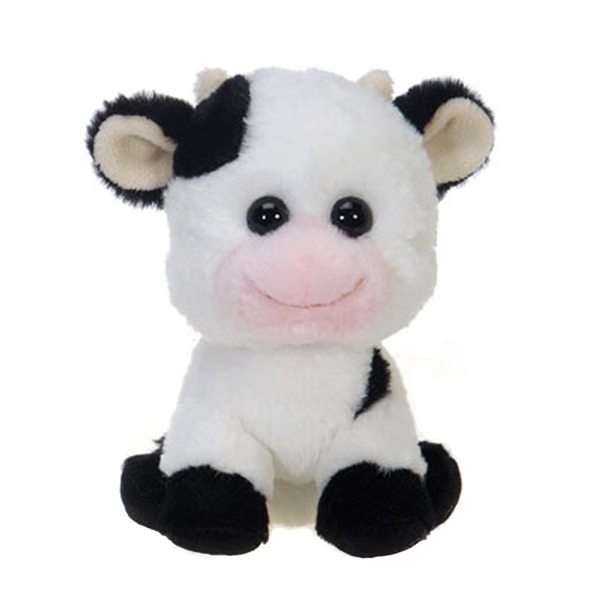 Cuddly Calf - Fully Customisable Plush