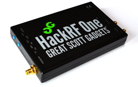 HackRF One Software Defined Radio