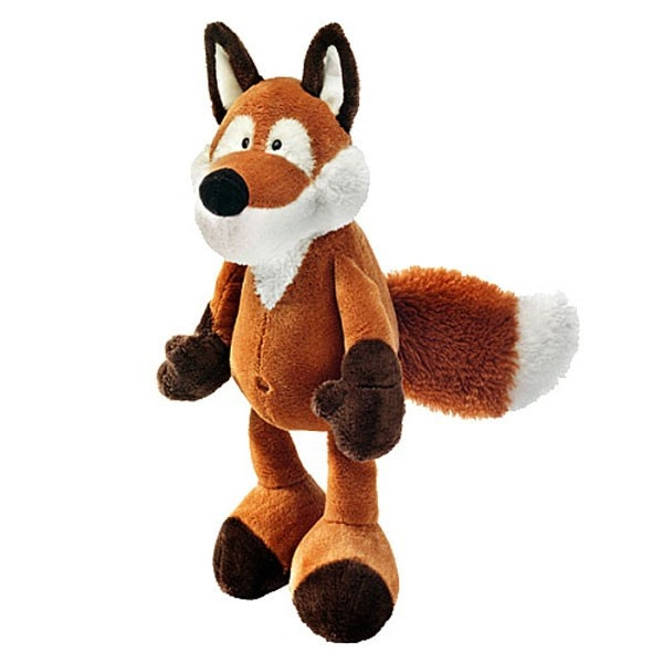 Cuddly Cartoon Fox - Fully Customisable Plush