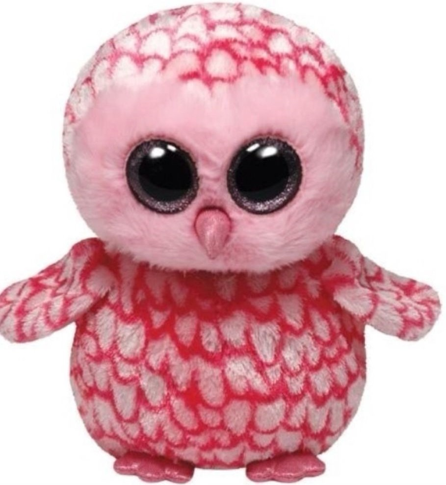 Cuddly Baby Owl ?- Fully Customisable Plush