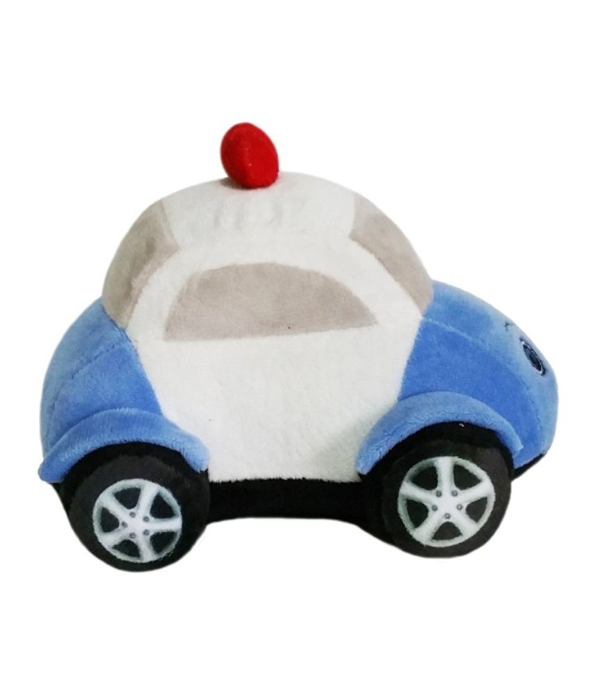 ?Plush Police Car - ?Fully Customisable Plush