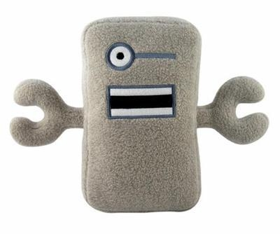 Rocky The Robot ?- Fully Customisable Plush