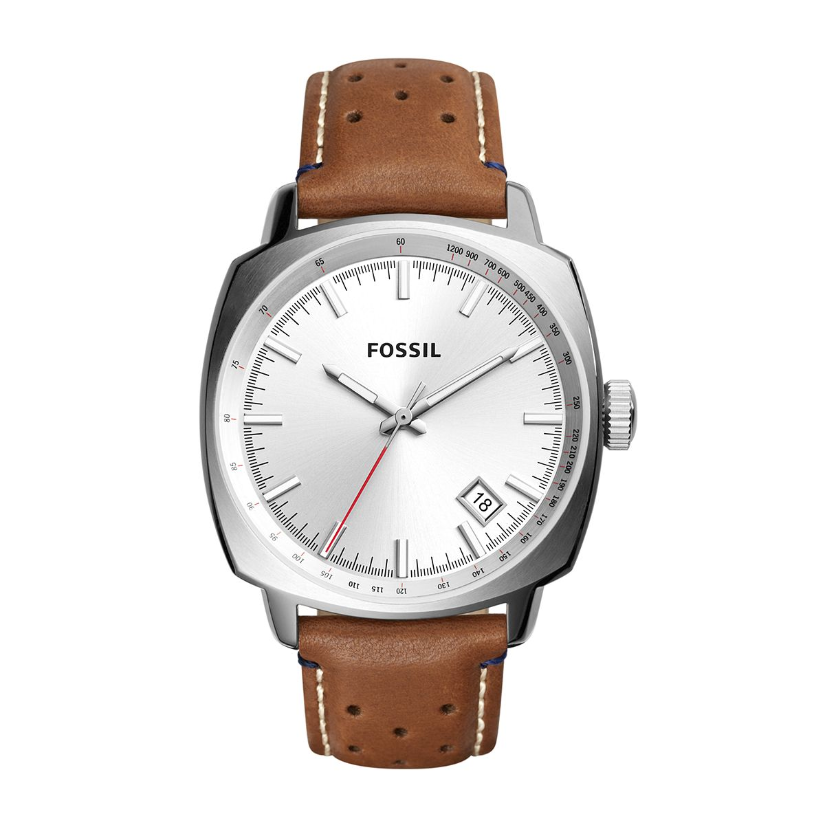 Haywood Men's Brown Strap Watch / Promotional product fully cust