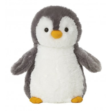 Dre The Grey Penguin - ?Fully Customisable Plush