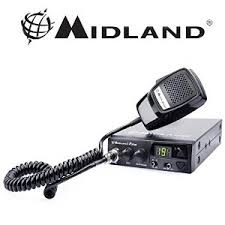 Midland 210DS  CB radio with digital squelch feature.