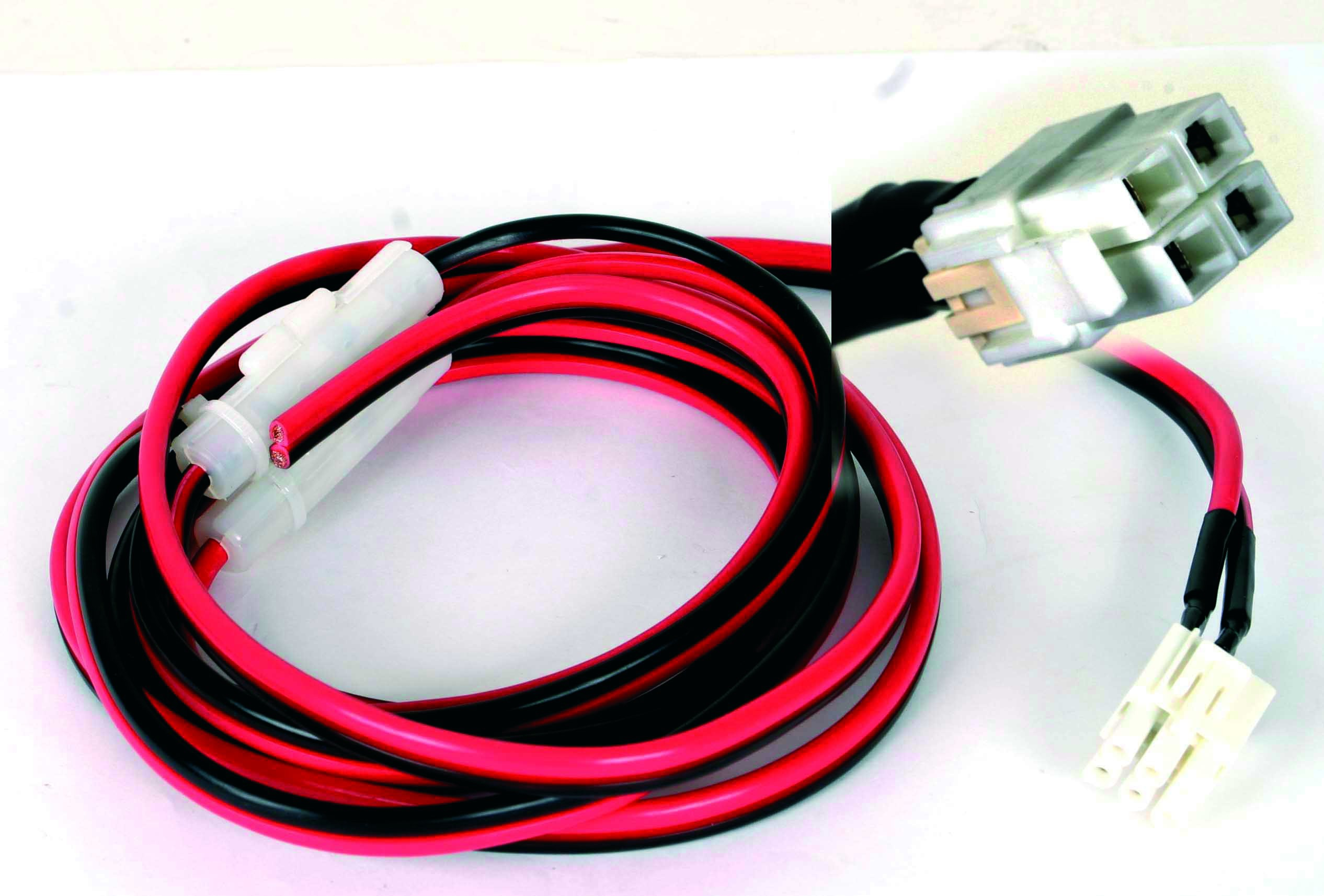 MFJ-5535M DC Power Cable for HF Radios with 6-Pin /& PowerPole Connectors