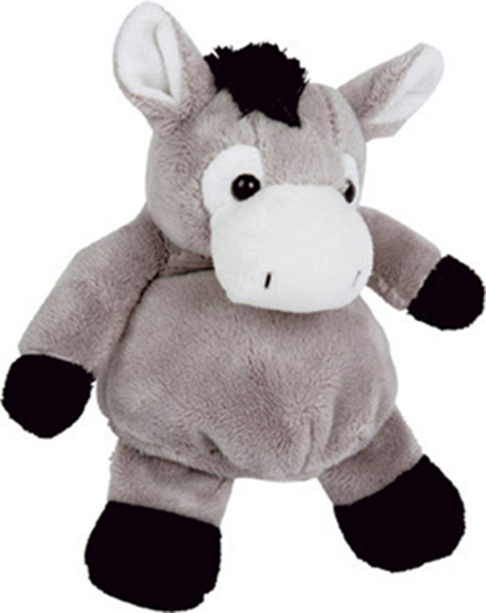 Cuddly Donkey - Fully Customisable Plush