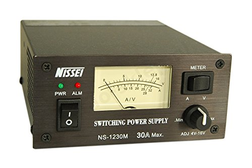 Nissei NS-1230M Compact 30A Power Supply