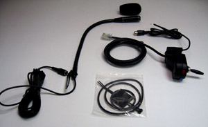MyDEL Safety Mic Handsfree Microphone for mobile radios