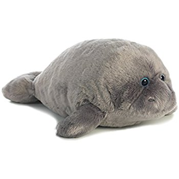 Cuddly Manatee Soft Toy ? - Fully Customisable Plush
