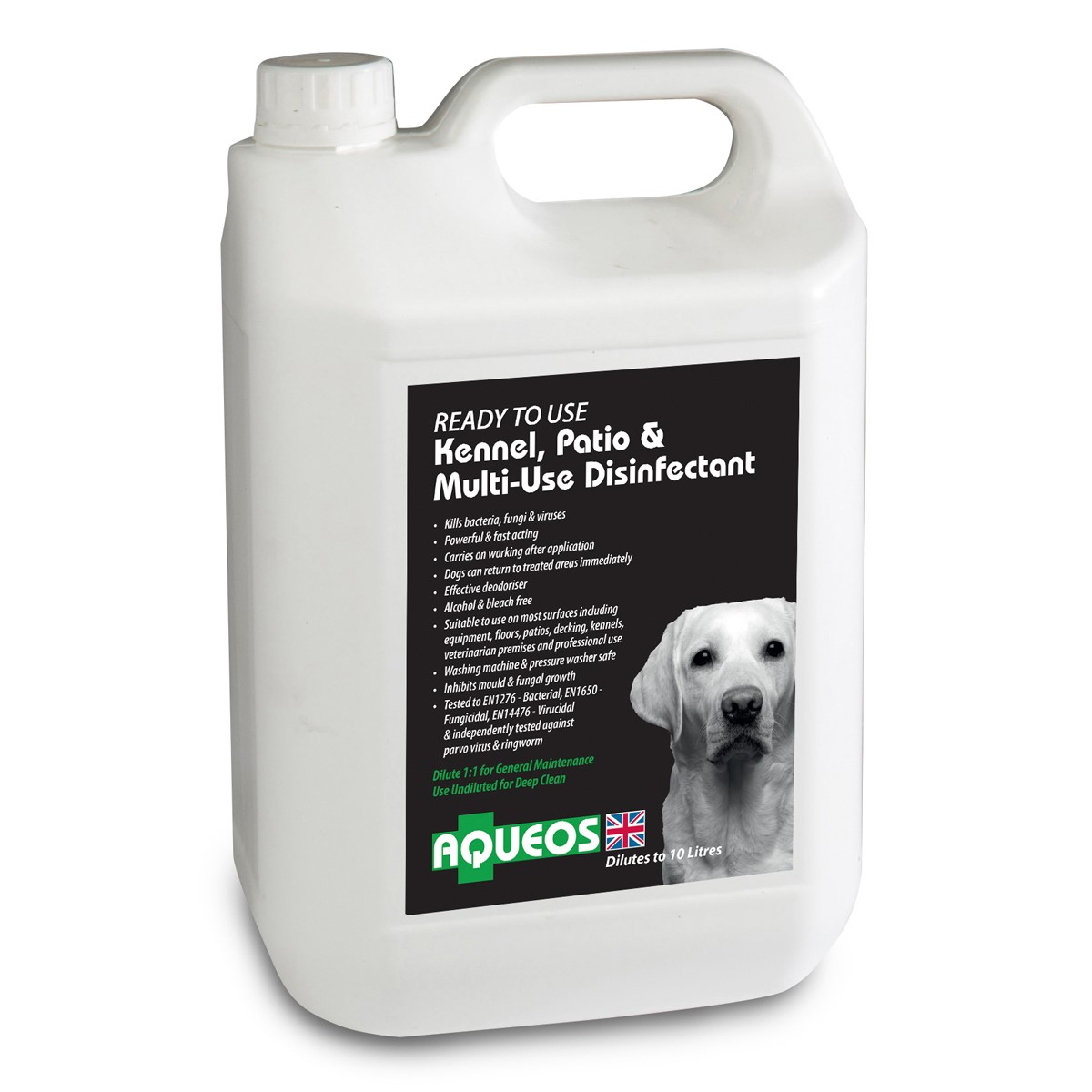Groomers Diluted Disinfectant