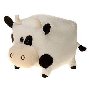 Cuddly Cuboid Cow - Fully Customisable Plush