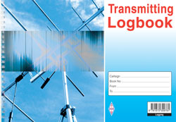 RSGB Transmitting Log Book