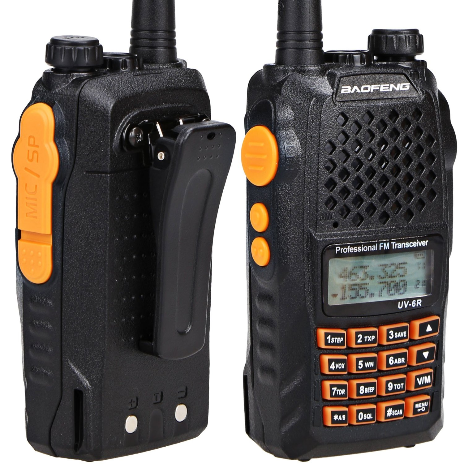 Baofeng UV-6R Two Way Radio