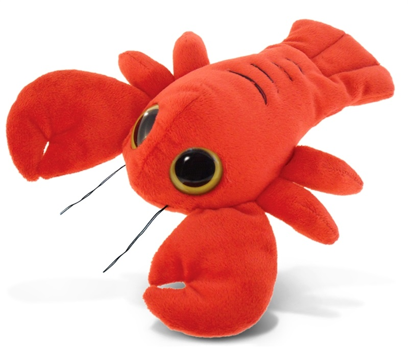 Cute Lobster - Fully Customisable Plush
