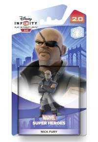 Disney Infinity 2. 0 Nick Fury Interactive Game Piece
