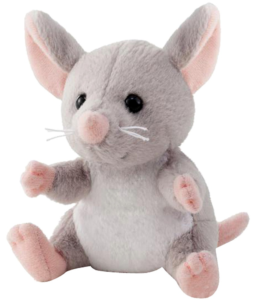 Cuddly Mouse - Fully Customisable Plush