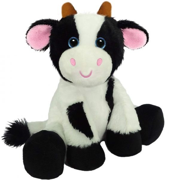 Fergie  The Cow  - Fully Customisable Plush