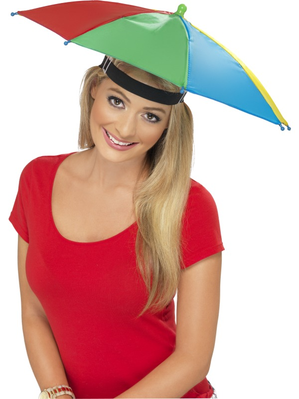 Umbrella Hat / Promotional product fully customized  to your requirement UK Supplier