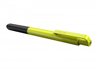 Lunatik Polymer Touch Pen Yellow