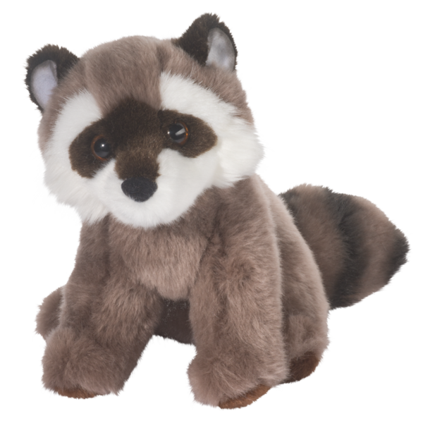 Cuddly Racoon - Fully Customisable Plush