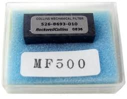 AOR MF-500 Collins Mech 500Hz CW Filter for AR-5000-7030