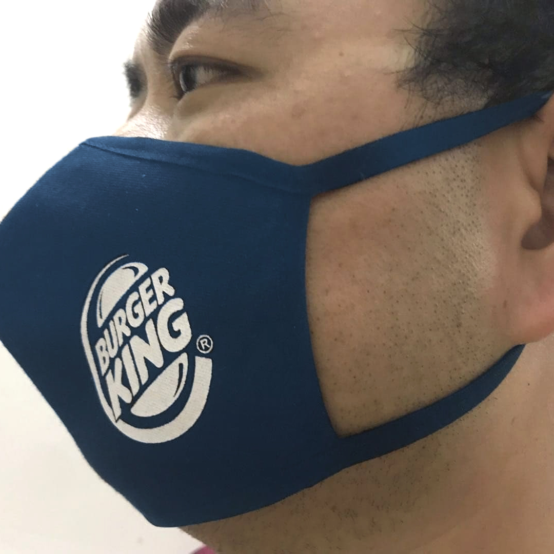 REUSABLE AND WASHABLE PROTECTIVE FACE MASKS WITH PM2.5 REPLACEABLE FILTER / PROMOTIONAL PRODUCT FULLY CUSTOMIZED TO YOUR REQUIREMENT UK SUPPLIER
