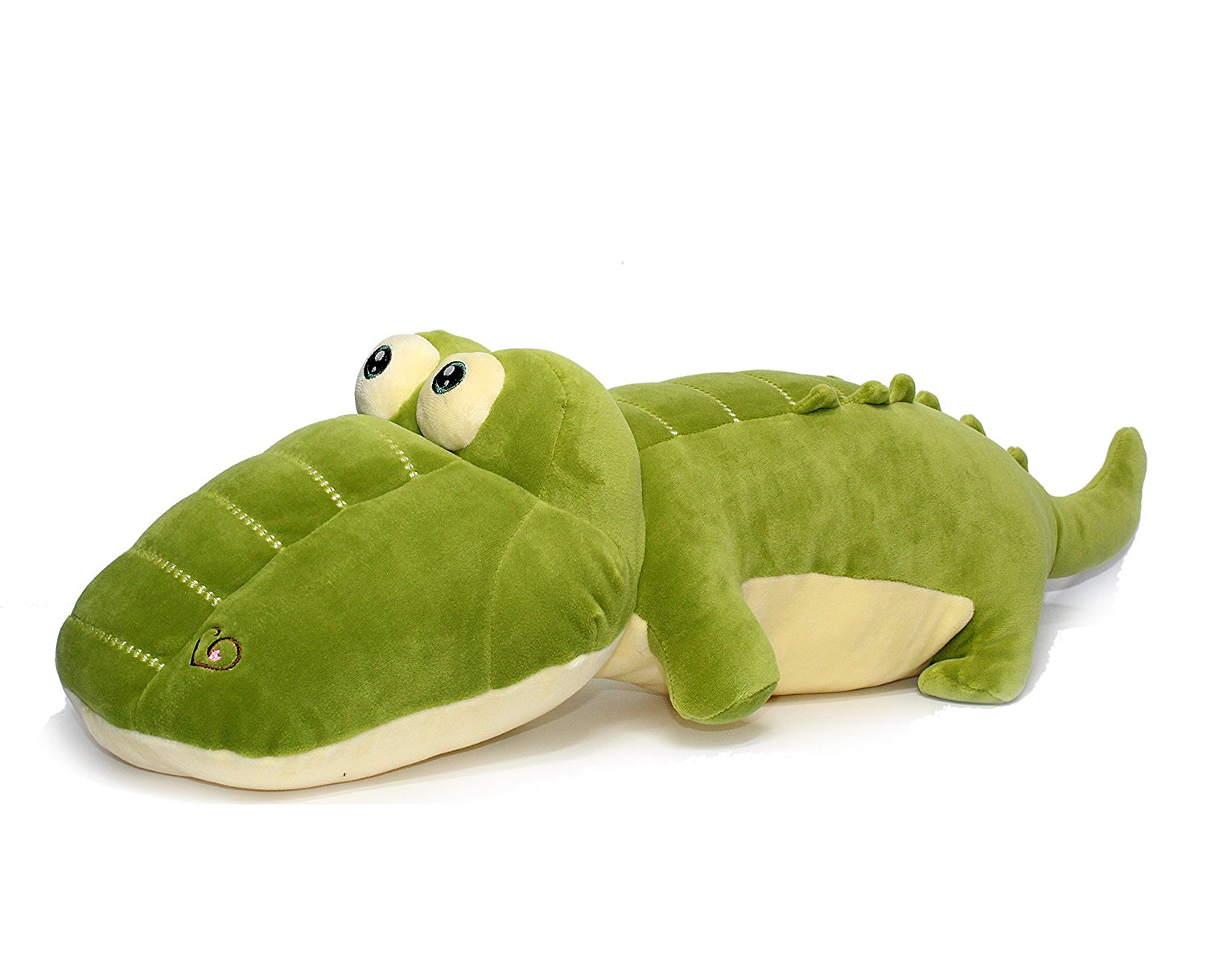Cuddly Alligator Soft Toy - ?Fully Customisable Plush