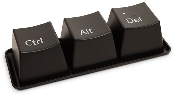 Alt Del Ctrl key shaped mugs/ Promotional product fully customiz
