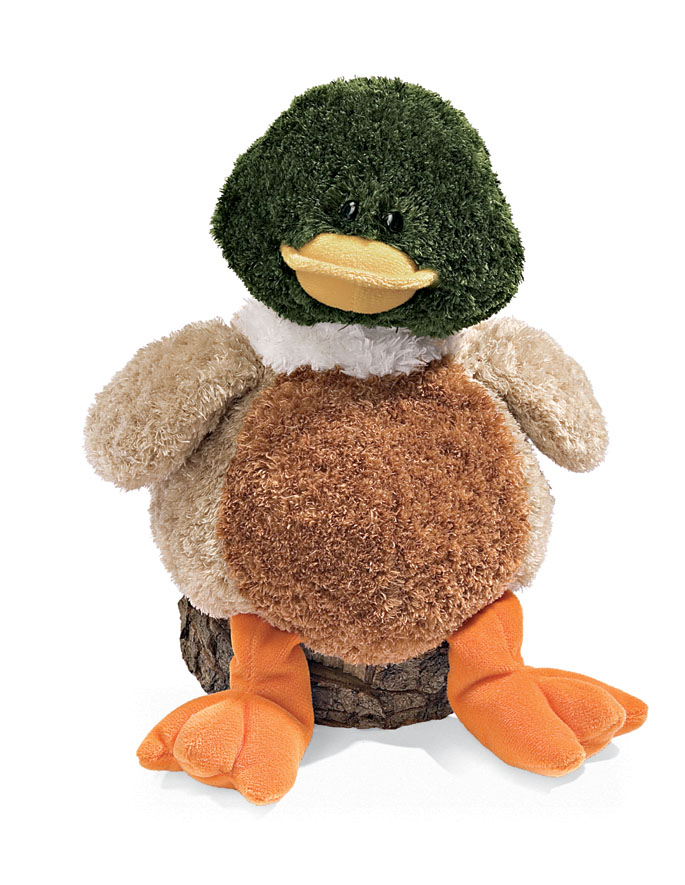 Cuddly Duck - Fully Customisable Plush