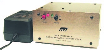 MFJ-4114X Rechargable AC Power Supply w/ Battery Pack - 240V