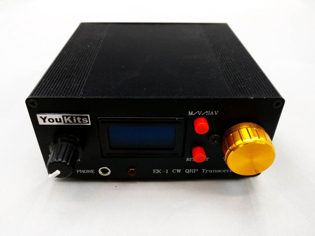 Youkits EK1A 2 Band QRP CW Transceiver Kit 1
