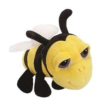 Cuddly Bumble Bee - Fully Customisable Plush