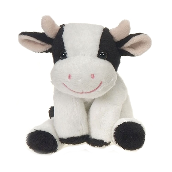Daisy The Cow ?- Fully Customisable Plush