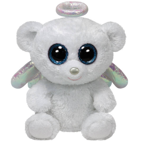 Cute Loving Eyes Angel Bear - Fully Customisable Plush