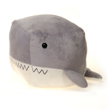 Cuddly Cuboid Shark? - Fully Customisable Plush