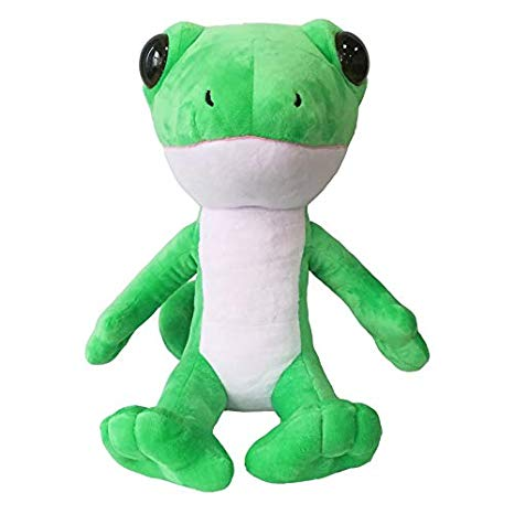 Cuddly Gecko ?- Fully Customisable Plush